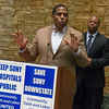 """State Senator Kevin Parker: """"I'm with you all the way!"""""""