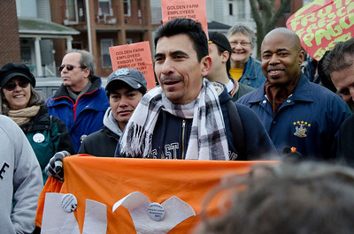 A member of the NYCC Workers Committee addressed the rally.