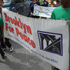 The BFP banner is presented during the opening parade at the 2011 Flatbush Frolick. Press PLAY to enjoy a quick video.