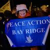 Vicki McFadyen of Peace Action Bay Ridge.