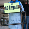 That's right ... No layoffs!