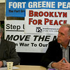 BFP and Ft Greene Peace Tax Day Forum.