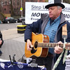 Press PLAY for a video of musicians Paul Stein and David Lippman entertaining the crowd at the Tax Day Speak Out at Ft. Greene Park.