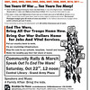 "This was the <a href=""http://bit.ly/bfp1022""target=new><b>flyer<b></a> that was distributed to promote the October 22nd anti-war, anti-cutbacks, anti-layoffs rally."