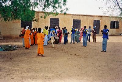 Mauritania 1: Pre-Service Training (2003)
