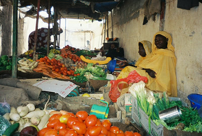 Mauritania 12: Marketplace (2003-2005)