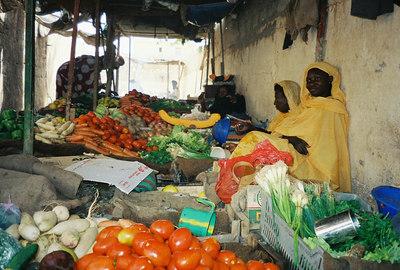 Mauritania 12: Marketplace (2003-2005)
