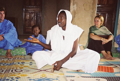 Mauritania 3: Biri & Aissata's wedding (2003)