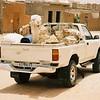 How the camel (dromedary) takes a long trip.