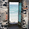 Isle de Gorée - door from which some slaves were sent out into the Atlantic