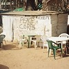 "The ""Peace Corps kitchen"" is a little restaurant across the street from the Peace Corps office in Banjul."