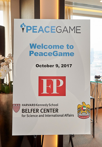 PeaceGame Brussels 2017
