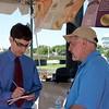 Dayton Daily News interviews Jerry Leggett, Walk Founder