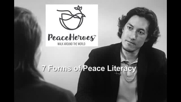 Paul Chappell on 7 Forms of Peace Literacy