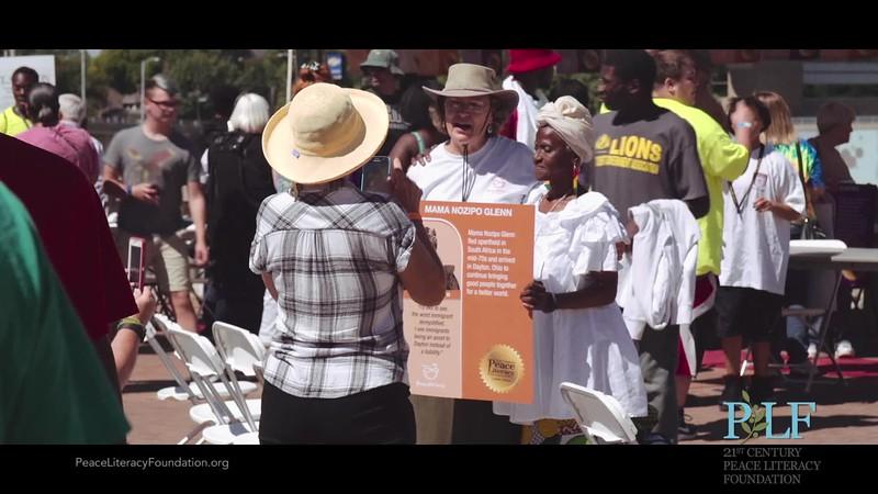 2016 Miami Valley Peace Heroes Walk
