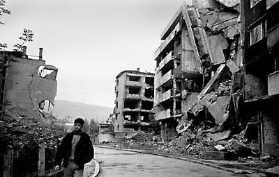 Apartments, Sarajevo, 1998