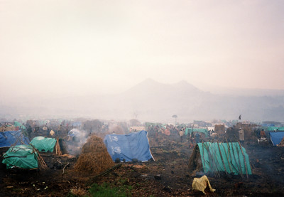 Refugee Camp, Rwanda, 1995