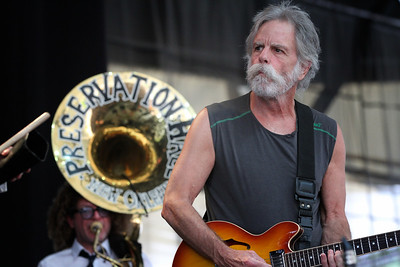 Bob Weir w/ Preservation Hall Jazz Band