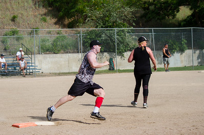 Peachland Slo Pitch Tournament 2018 - Day 2