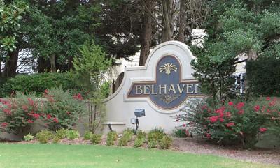 Belhaven Neighborhood Of Homes