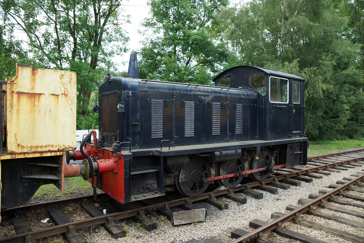 SH D2279 RSHD 0-6-0DM (From East Anglian Railway) 21,06,2014