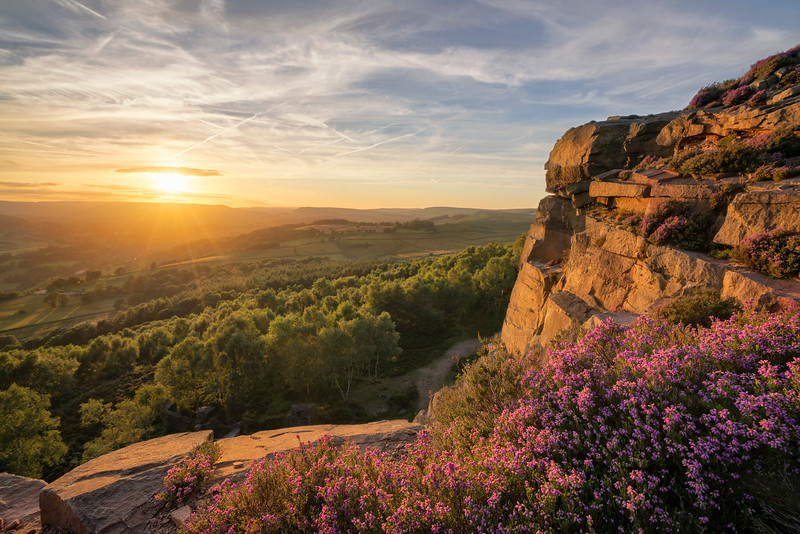 Millstone Edge - Peak District National Park