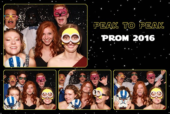Peak to Peak Prom