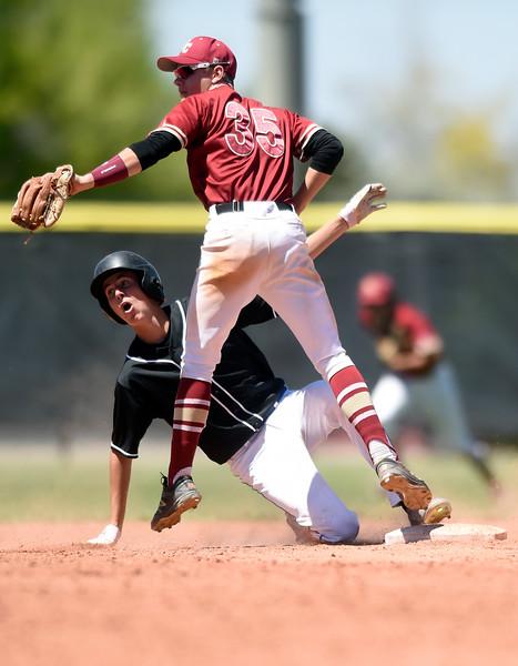 Peak to Peak vs Faith Christian Baseball