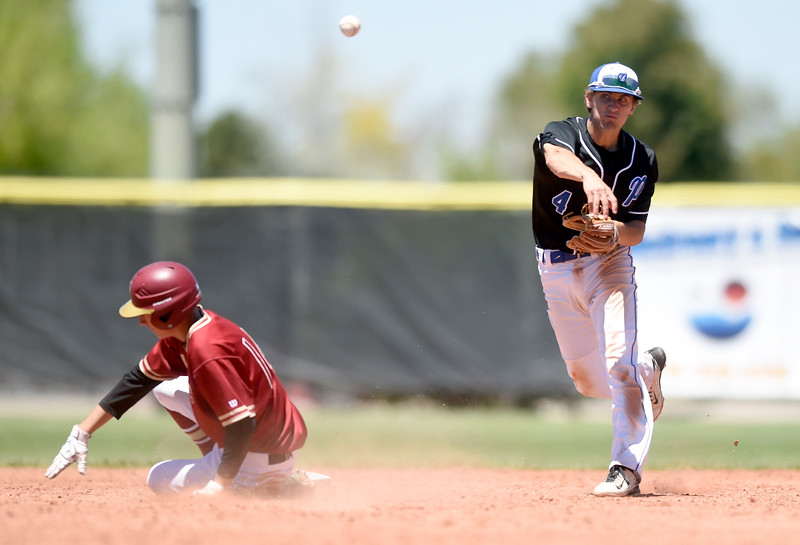 Peak to Peak vs Faith Christian Baseball