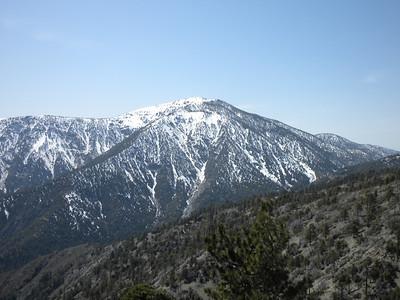 San Gabriel Mountain High Country