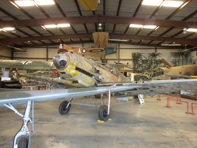 BF-109E Chino Planes of Fame