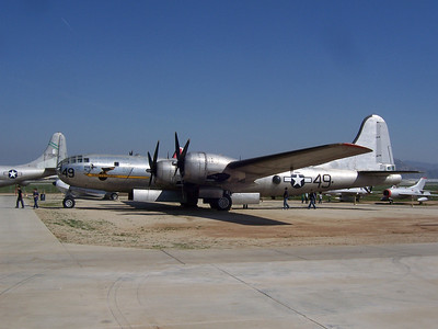 B-29A March Air Museum