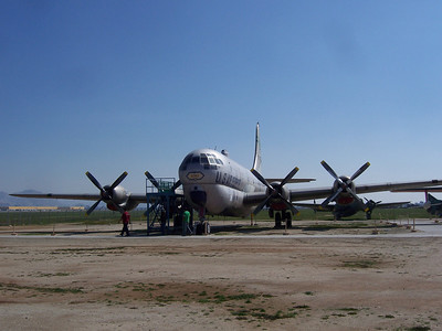 KC-97 March Air Museum