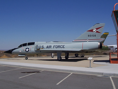 F-106B Edwards AFB