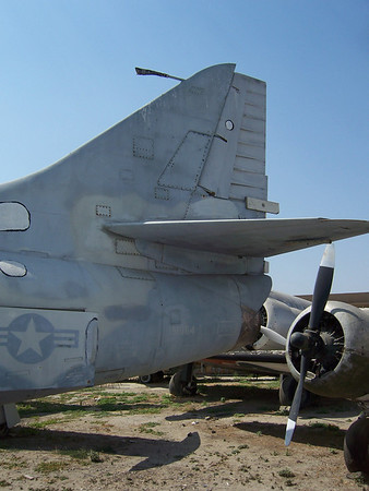 A-4E Planes of Fame