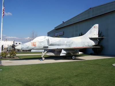A-4E Yanks Air Museum