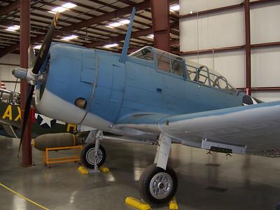 SBD Yanks Air Museum