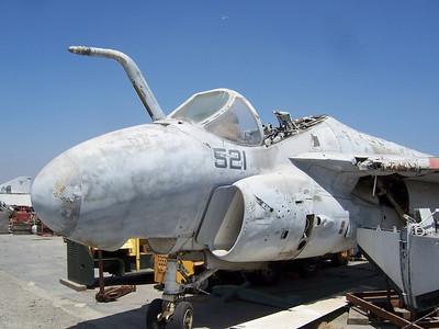 A-6E #155644 Yanks Air Museum
