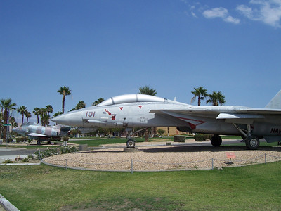 F-14A Palm Springs Air Museum