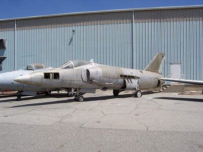 F11F-1 #141735 Yanks Air Museum