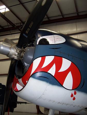 F6F-5 Yanks Air Museum