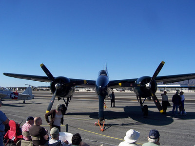 F7F-3 at Cable Airshow 2008