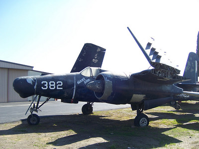 F7F-3N #80382 Night Fighter Planes of Fame