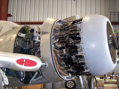 F8F-1 Planes of Fame,Chino