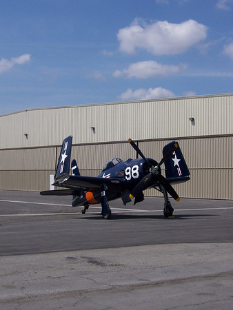 F8F-2 Planes of Fame Chino