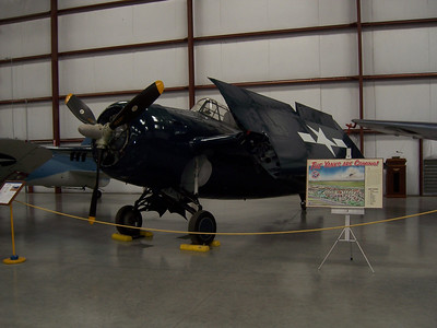FM-2 Yanks Air Museum