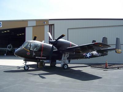 OV-1 Mohawk Planes of Fame
