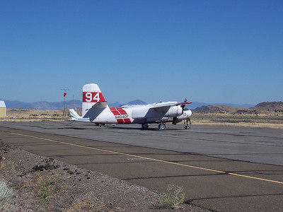 S-2 Fire Bomber, Weed, CA