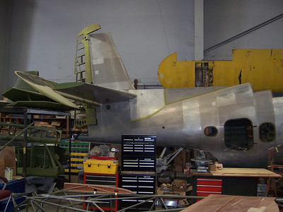 TBF-1 Yanks Air Museum