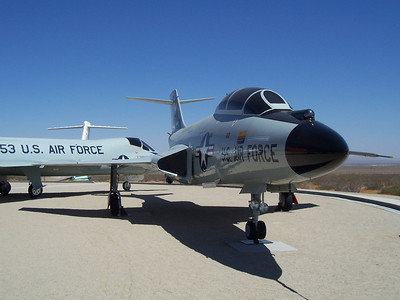 F-101B Edwards AFB